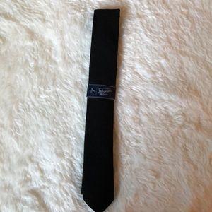 Original Penguin Black Tie